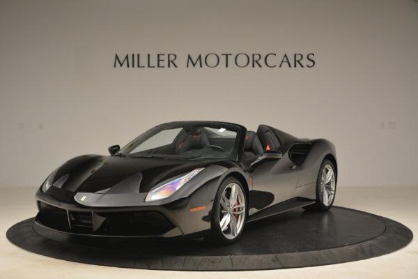 Used 2018 Ferrari 488 Spider for sale Sold at Bugatti of Greenwich in Greenwich CT 06830 1