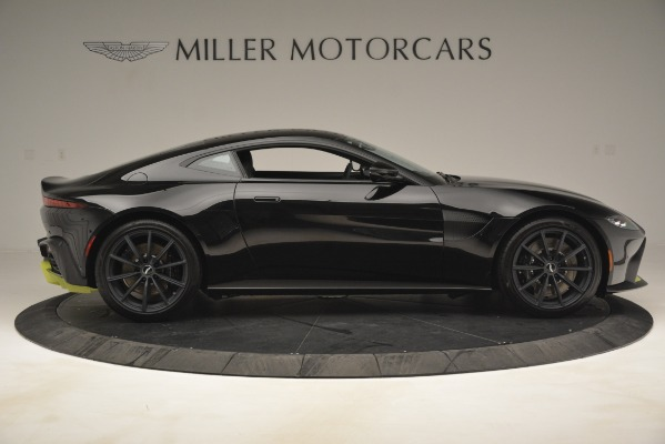 New 2019 Aston Martin Vantage Coupe for sale Sold at Bugatti of Greenwich in Greenwich CT 06830 10