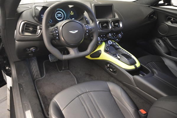 New 2019 Aston Martin Vantage Coupe for sale Sold at Bugatti of Greenwich in Greenwich CT 06830 14