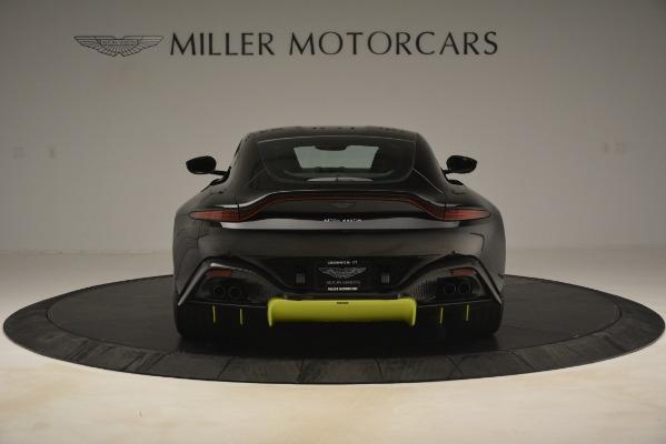 New 2019 Aston Martin Vantage Coupe for sale Sold at Bugatti of Greenwich in Greenwich CT 06830 7