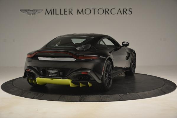 New 2019 Aston Martin Vantage Coupe for sale Sold at Bugatti of Greenwich in Greenwich CT 06830 8