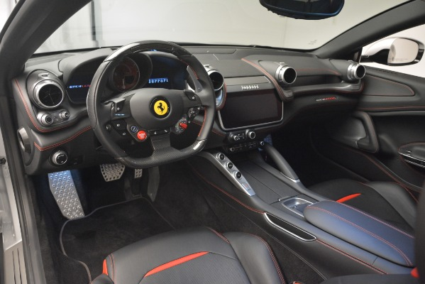 Used 2018 Ferrari GTC4LussoT V8 for sale $199,900 at Bugatti of Greenwich in Greenwich CT 06830 13