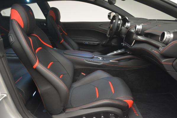Used 2018 Ferrari GTC4LussoT V8 for sale $199,900 at Bugatti of Greenwich in Greenwich CT 06830 19