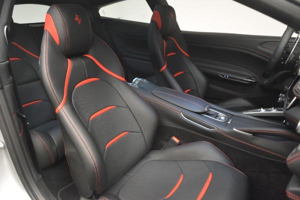 Used 2018 Ferrari GTC4LussoT V8 for sale $199,900 at Bugatti of Greenwich in Greenwich CT 06830 20