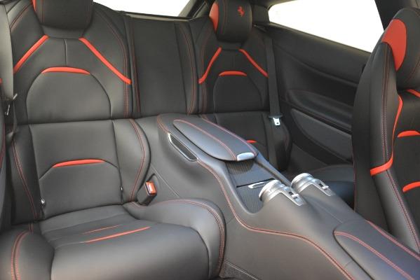 Used 2018 Ferrari GTC4LussoT V8 for sale $199,900 at Bugatti of Greenwich in Greenwich CT 06830 21