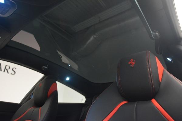 Used 2018 Ferrari GTC4LussoT V8 for sale $199,900 at Bugatti of Greenwich in Greenwich CT 06830 22