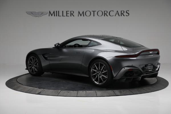 New 2019 Aston Martin Vantage Coupe for sale Sold at Bugatti of Greenwich in Greenwich CT 06830 3