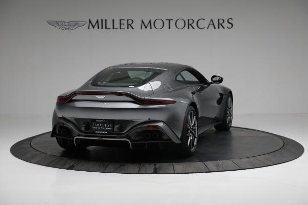 New 2019 Aston Martin Vantage Coupe for sale Sold at Bugatti of Greenwich in Greenwich CT 06830 6