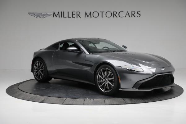New 2019 Aston Martin Vantage Coupe for sale Sold at Bugatti of Greenwich in Greenwich CT 06830 9