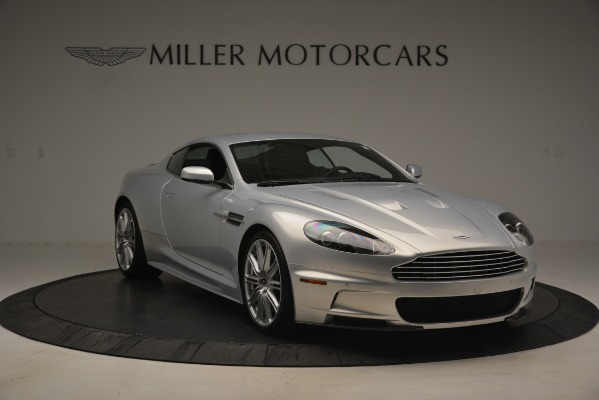 Used 2009 Aston Martin DBS Coupe for sale Sold at Bugatti of Greenwich in Greenwich CT 06830 11