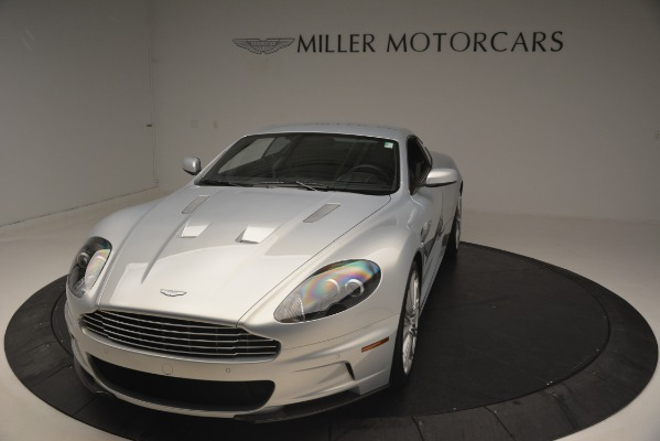 Used 2009 Aston Martin DBS Coupe for sale Sold at Bugatti of Greenwich in Greenwich CT 06830 14