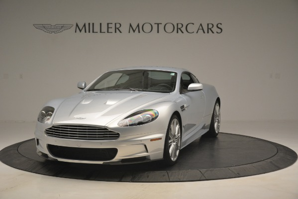 Used 2009 Aston Martin DBS Coupe for sale Sold at Bugatti of Greenwich in Greenwich CT 06830 2