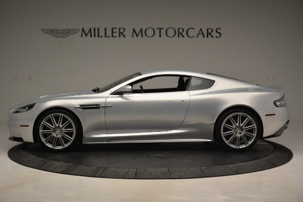 Used 2009 Aston Martin DBS Coupe for sale Sold at Bugatti of Greenwich in Greenwich CT 06830 3