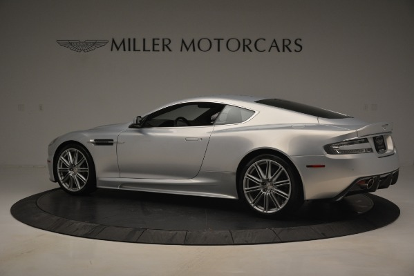 Used 2009 Aston Martin DBS Coupe for sale Sold at Bugatti of Greenwich in Greenwich CT 06830 4