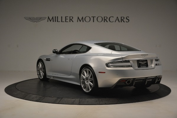 Used 2009 Aston Martin DBS Coupe for sale Sold at Bugatti of Greenwich in Greenwich CT 06830 5