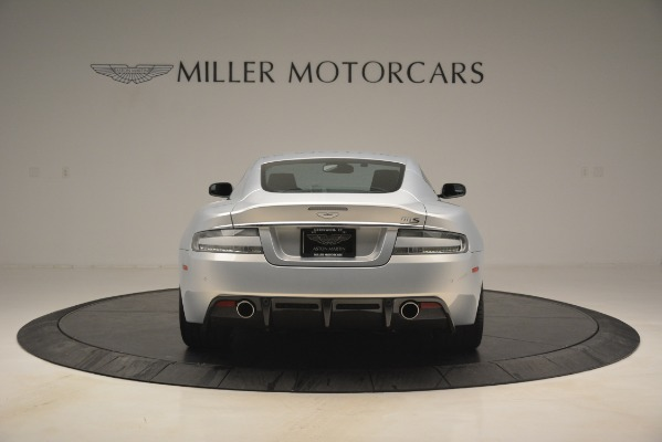 Used 2009 Aston Martin DBS Coupe for sale Sold at Bugatti of Greenwich in Greenwich CT 06830 6