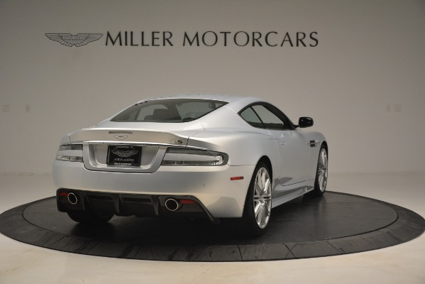 Used 2009 Aston Martin DBS Coupe for sale Sold at Bugatti of Greenwich in Greenwich CT 06830 7