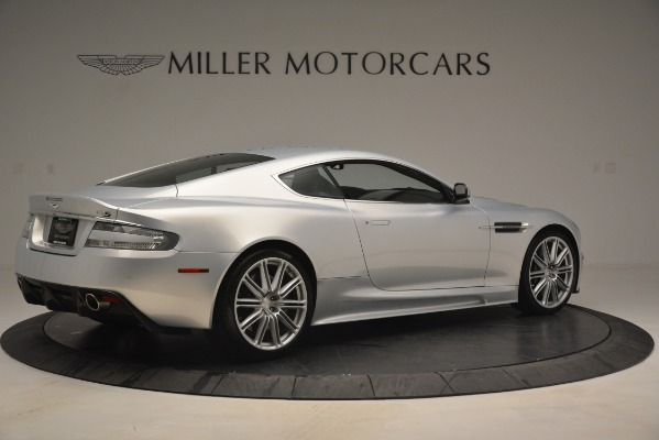 Used 2009 Aston Martin DBS Coupe for sale Sold at Bugatti of Greenwich in Greenwich CT 06830 8