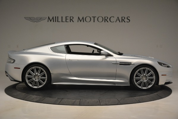 Used 2009 Aston Martin DBS Coupe for sale Sold at Bugatti of Greenwich in Greenwich CT 06830 9