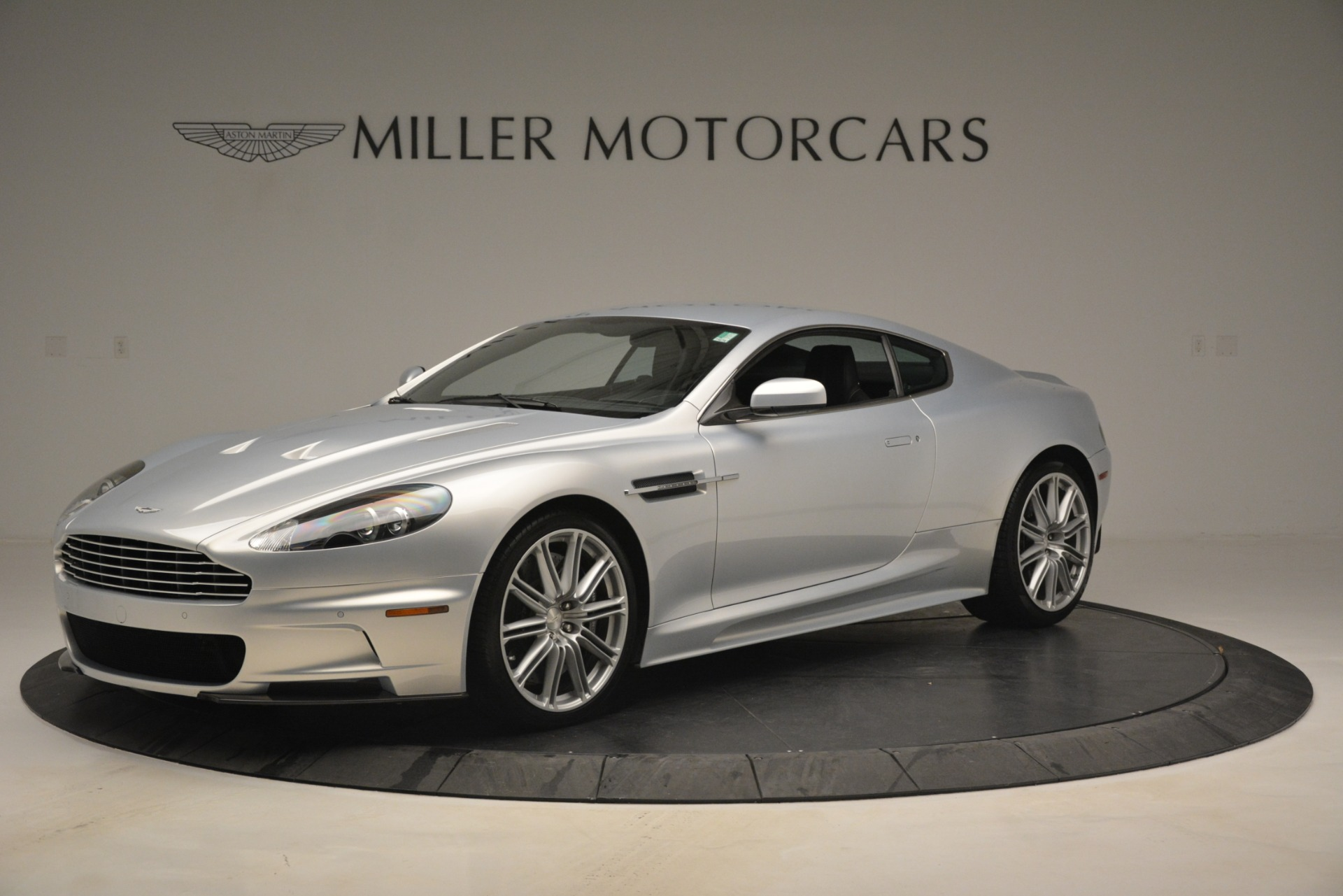 Used 2009 Aston Martin DBS Coupe for sale Sold at Bugatti of Greenwich in Greenwich CT 06830 1