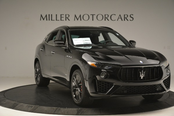 New 2019 Maserati Levante S Q4 GranSport for sale Sold at Bugatti of Greenwich in Greenwich CT 06830 11