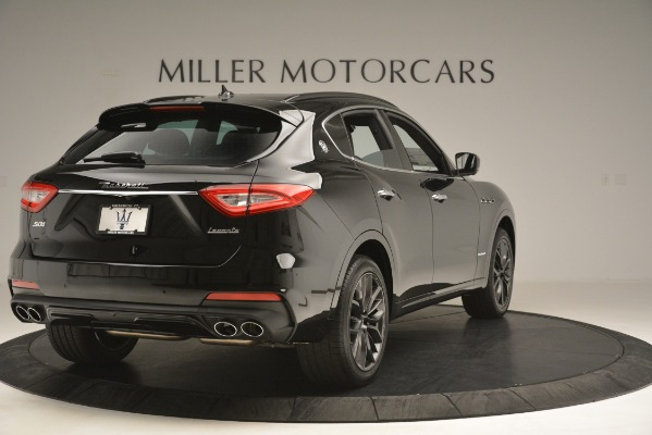 New 2019 Maserati Levante S Q4 GranSport for sale Sold at Bugatti of Greenwich in Greenwich CT 06830 7