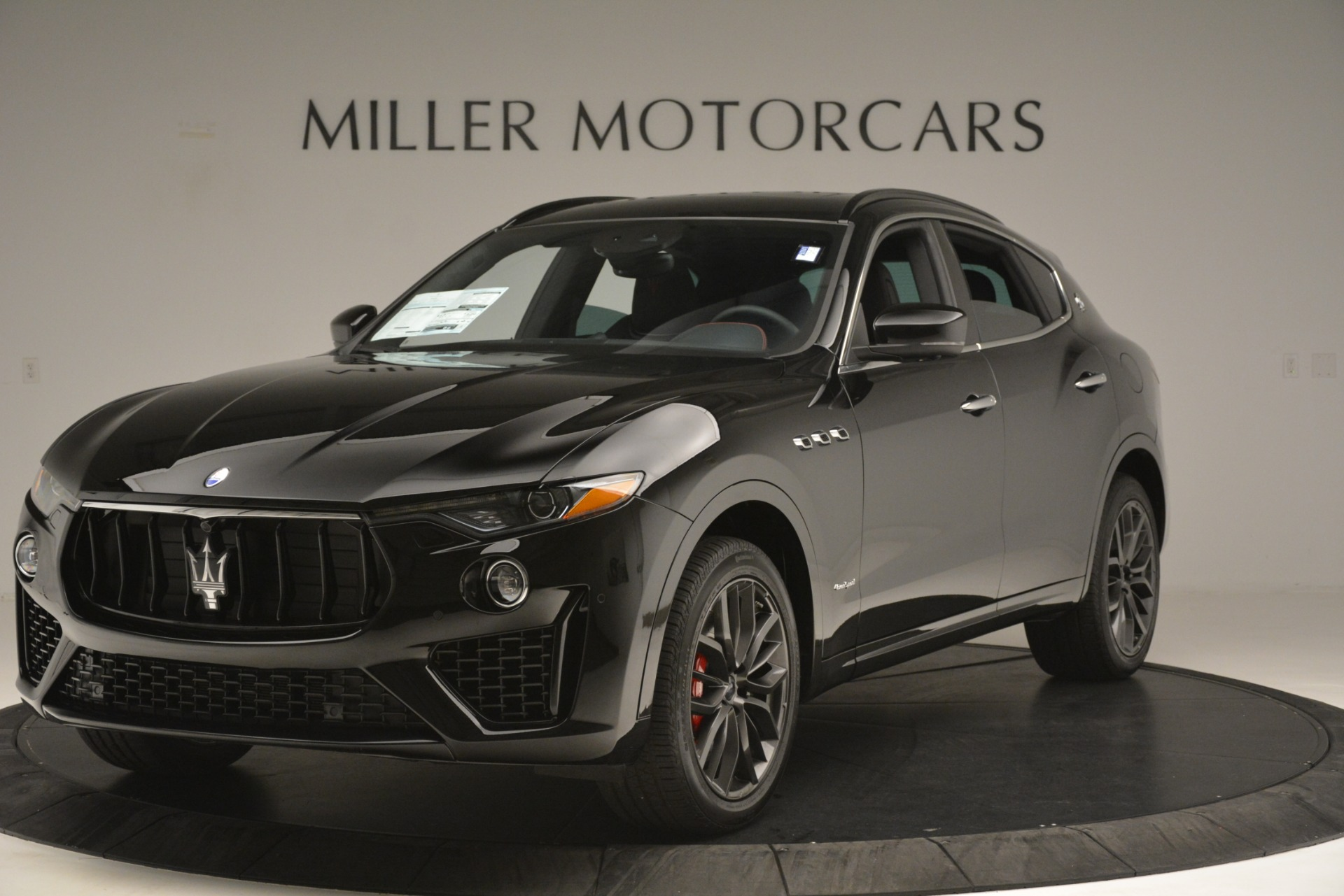 New 2019 Maserati Levante S Q4 GranSport for sale Sold at Bugatti of Greenwich in Greenwich CT 06830 1