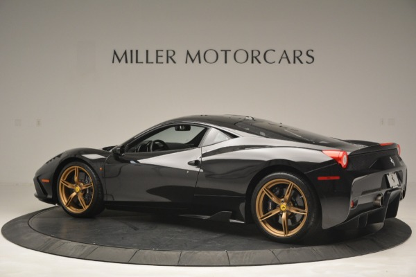 Used 2014 Ferrari 458 Speciale for sale Sold at Bugatti of Greenwich in Greenwich CT 06830 4