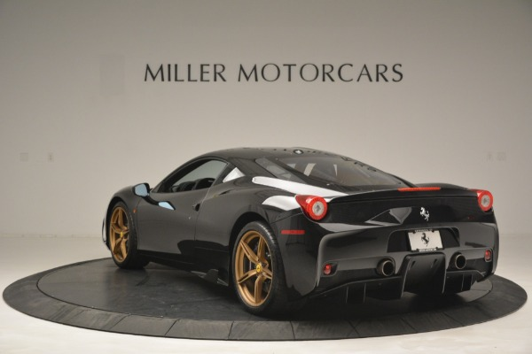 Used 2014 Ferrari 458 Speciale for sale Sold at Bugatti of Greenwich in Greenwich CT 06830 5
