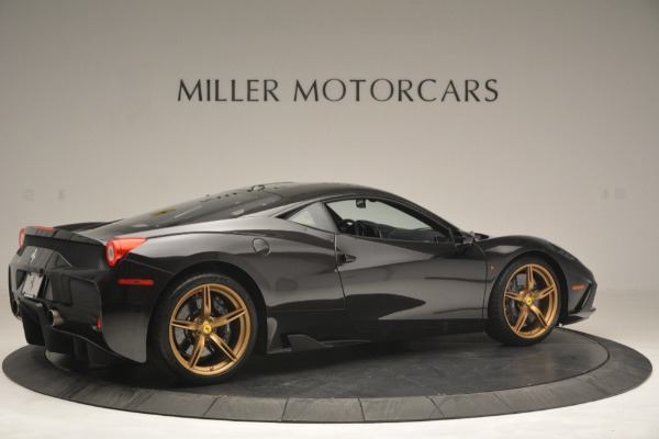 Used 2014 Ferrari 458 Speciale for sale Sold at Bugatti of Greenwich in Greenwich CT 06830 8