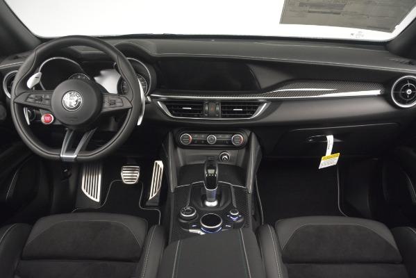 New 2019 Alfa Romeo Stelvio Quadrifoglio for sale $86,440 at Bugatti of Greenwich in Greenwich CT 06830 16
