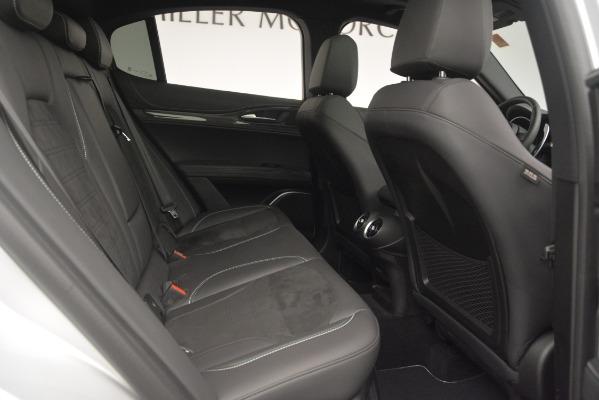 New 2019 Alfa Romeo Stelvio Quadrifoglio for sale $86,440 at Bugatti of Greenwich in Greenwich CT 06830 27