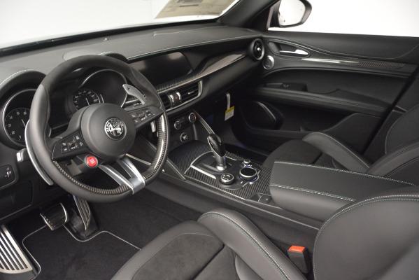 New 2019 Alfa Romeo Stelvio Quadrifoglio for sale Sold at Bugatti of Greenwich in Greenwich CT 06830 14