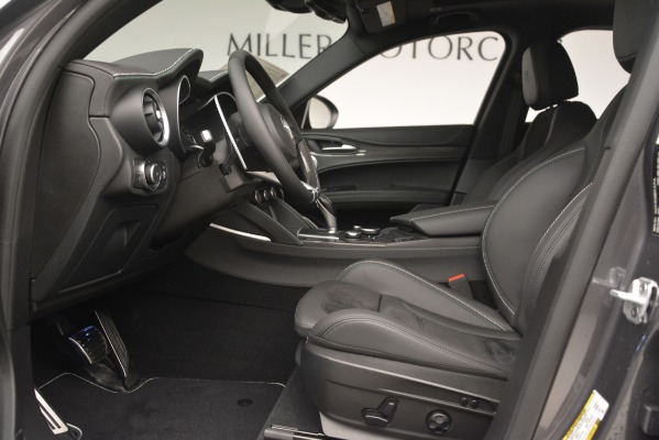 New 2019 Alfa Romeo Stelvio Quadrifoglio for sale Sold at Bugatti of Greenwich in Greenwich CT 06830 15