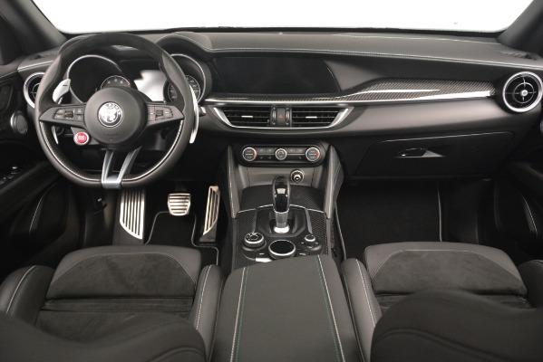New 2019 Alfa Romeo Stelvio Quadrifoglio for sale Sold at Bugatti of Greenwich in Greenwich CT 06830 17