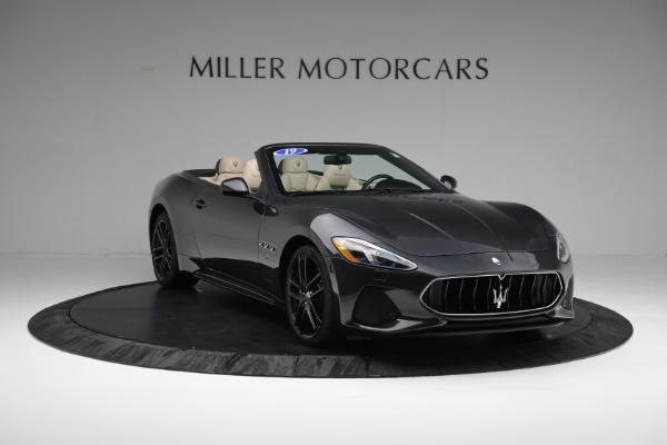 New 2019 Maserati GranTurismo Sport Convertible for sale Sold at Bugatti of Greenwich in Greenwich CT 06830 11