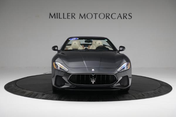 New 2019 Maserati GranTurismo Sport Convertible for sale Sold at Bugatti of Greenwich in Greenwich CT 06830 12