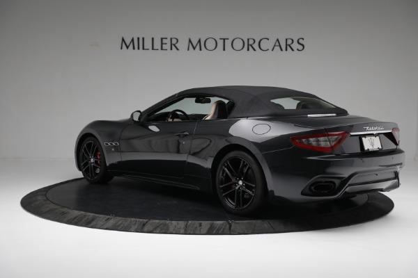 New 2019 Maserati GranTurismo Sport Convertible for sale Sold at Bugatti of Greenwich in Greenwich CT 06830 15