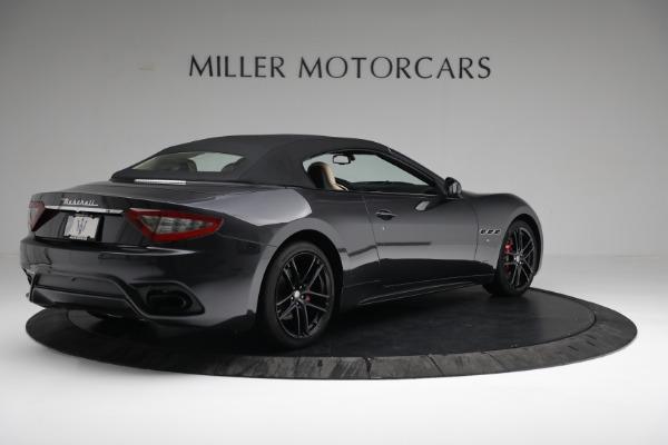 New 2019 Maserati GranTurismo Sport Convertible for sale Sold at Bugatti of Greenwich in Greenwich CT 06830 16