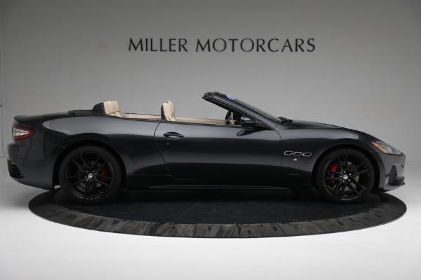 New 2019 Maserati GranTurismo Sport Convertible for sale Sold at Bugatti of Greenwich in Greenwich CT 06830 9
