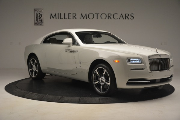 Used 2016 Rolls-Royce Wraith for sale Sold at Bugatti of Greenwich in Greenwich CT 06830 12