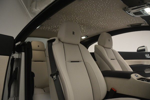 Used 2016 Rolls-Royce Wraith for sale Sold at Bugatti of Greenwich in Greenwich CT 06830 17