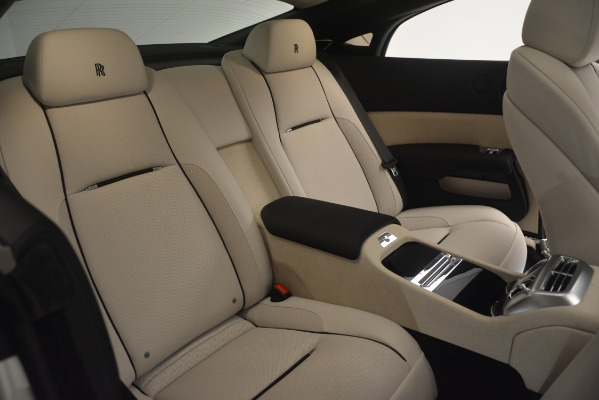Used 2016 Rolls-Royce Wraith for sale Sold at Bugatti of Greenwich in Greenwich CT 06830 22