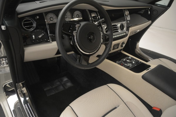 Used 2016 Rolls-Royce Wraith for sale Sold at Bugatti of Greenwich in Greenwich CT 06830 24