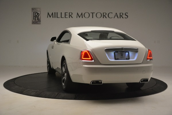 Used 2016 Rolls-Royce Wraith for sale Sold at Bugatti of Greenwich in Greenwich CT 06830 7