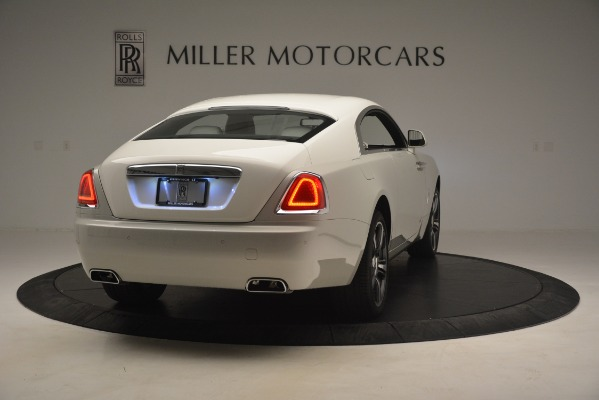 Used 2016 Rolls-Royce Wraith for sale Sold at Bugatti of Greenwich in Greenwich CT 06830 9