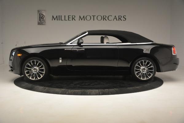Used 2018 Rolls-Royce Dawn for sale Sold at Bugatti of Greenwich in Greenwich CT 06830 18