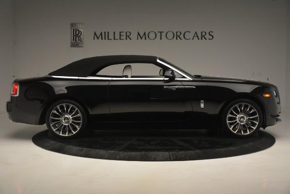 Used 2018 Rolls-Royce Dawn for sale Sold at Bugatti of Greenwich in Greenwich CT 06830 25