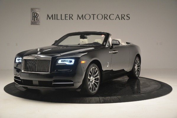 Used 2018 Rolls-Royce Dawn for sale Sold at Bugatti of Greenwich in Greenwich CT 06830 3