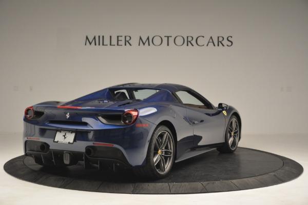 Used 2018 Ferrari 488 Spider for sale Sold at Bugatti of Greenwich in Greenwich CT 06830 19